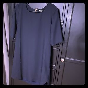 Boutique style navy dress